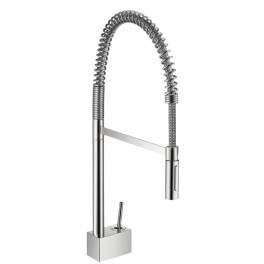 Axor Starck Semi-pro single lever kitchen mixer