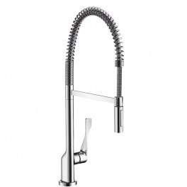 Axor Citterio Semi-Pro single lever kitchen mixer