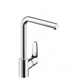 Hansgrohe Focus Single lever kitchen mixer with swivel spout