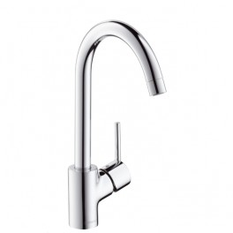 Hansgrohe Talis S² Variarc Single lever kitchen mixer with pull-out spout