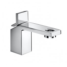 Roca Singles OPEN - Basin mixer with pop-up waste