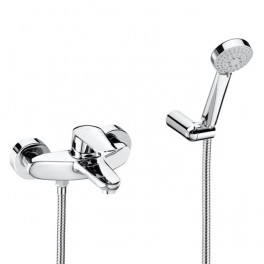 Roca Logica Wall-mounted bath mixer