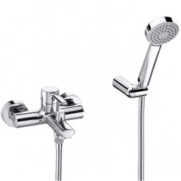 Roca Targa Wall-mounted bath mixer