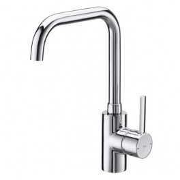 Roca Targa Kitchen sink mixer with swivel spout