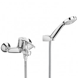 Roca Victoria PRO - Wall-mounted bath mixer with automatic diverter