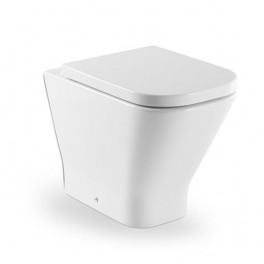 Roca The Gap Single floorstanding WC with dual outlet