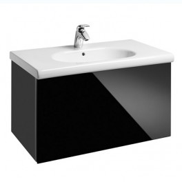 Roca Meridian Unik suspended base unit and sink