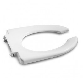 Roca Meridian Seat for toilet with front opening