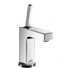 Axor Citterio Single lever basin mixer with pop-up waste 110