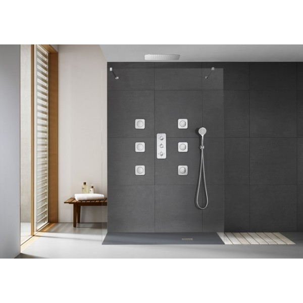 roca t 1000 thermostatic built in mixer for bath shower
