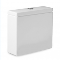 Roca Hall Dual flush 6/3L WC cistern 365x140x365 mm
