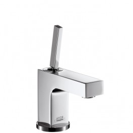 Axor Citterio Single lever basin mixer for small basins with waste set