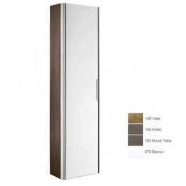 Roca Dama Column unit with mirror left hand