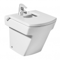 Roca Hall Compact vitreous china bidet 355x525x400