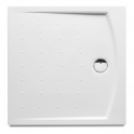 Roca Hall Superslim shower tray with anti-slip and waste kit 1000x1000x30