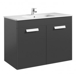 Roca Debba Unik 1000x460 (base unit with doors and basin)