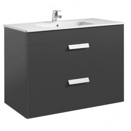 Roca Debba Unik 1000x460 (base unit with two drawers and basin)