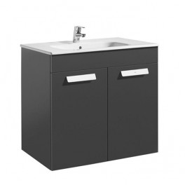 Roca Debba Unik 800x460 (base unit with doors and basin)