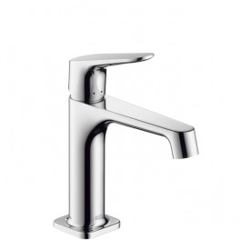Axor Citterio M Single lever basin mixer for standard basins without waste set
