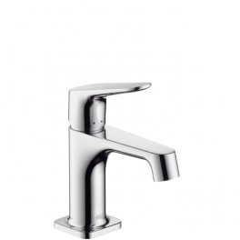 Axor Citterio M Single lever basin mixer for small basins with waste set