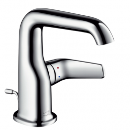Axor Bouroullec Single Lever Basin Mixer with pop-up waste 165