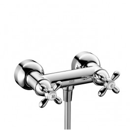 Axor Carlton 2-handle shower mixer for exposed fitting