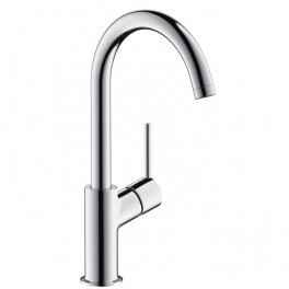 Talis Single lever basin mixer swivel spout 120°