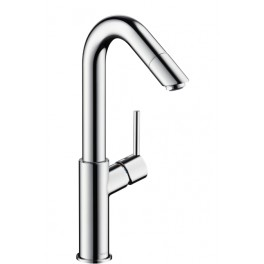Talis Single lever basin mixer 250 swivel spout 360°