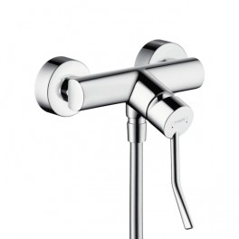 Talis Single lever shower mixer for exposed fitting with extra long handle