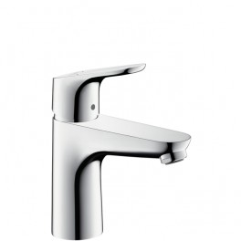 Focus Single lever basin mixer 100