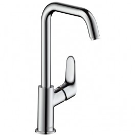 Focus Single lever basin mixer 240 with or without swivel spout