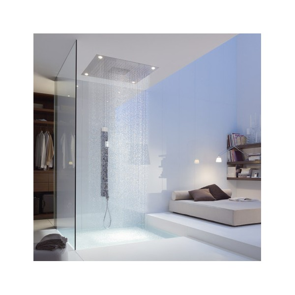 Axor Shower Collection - ShowerHeaven 970x970mm with lighting