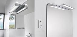 Iluminación de baño, compra Iluminación de baño moderno Roca