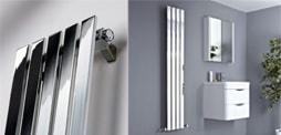 Bathroom radiators, buy radiators design and Bathroom radiators modern, light roca, hansgrohe, grohe, duravit, tres, ramon soler