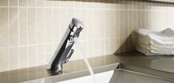 Grifo temporizado de lavabo para el baño, compra grifo temporizador de diseño, grifo temporizado moderno e grifo temporizado roca, hansgrohe, grohe, duravit, tres, ramon soler