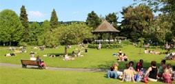 Parques públicos